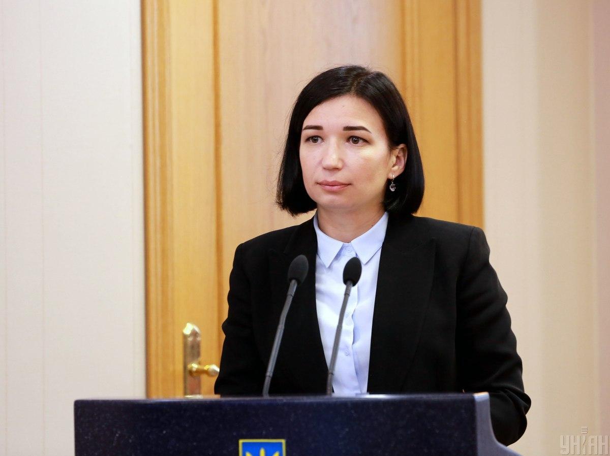 Ольга Айвазовська зазначила, що ОПОРА скерувала 882 звернення до правоохоронних органів / фото УНІАН