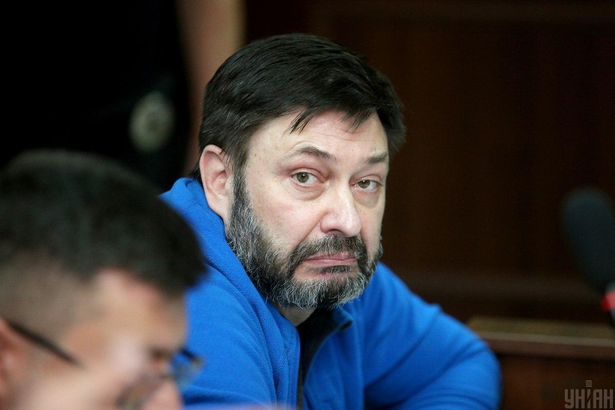 Вышинскому продлили срок содержания под стражей / фото УНИАН