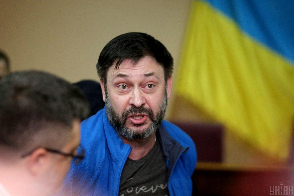 Кирилла Вышинского собираются обменять / фото УНИАН