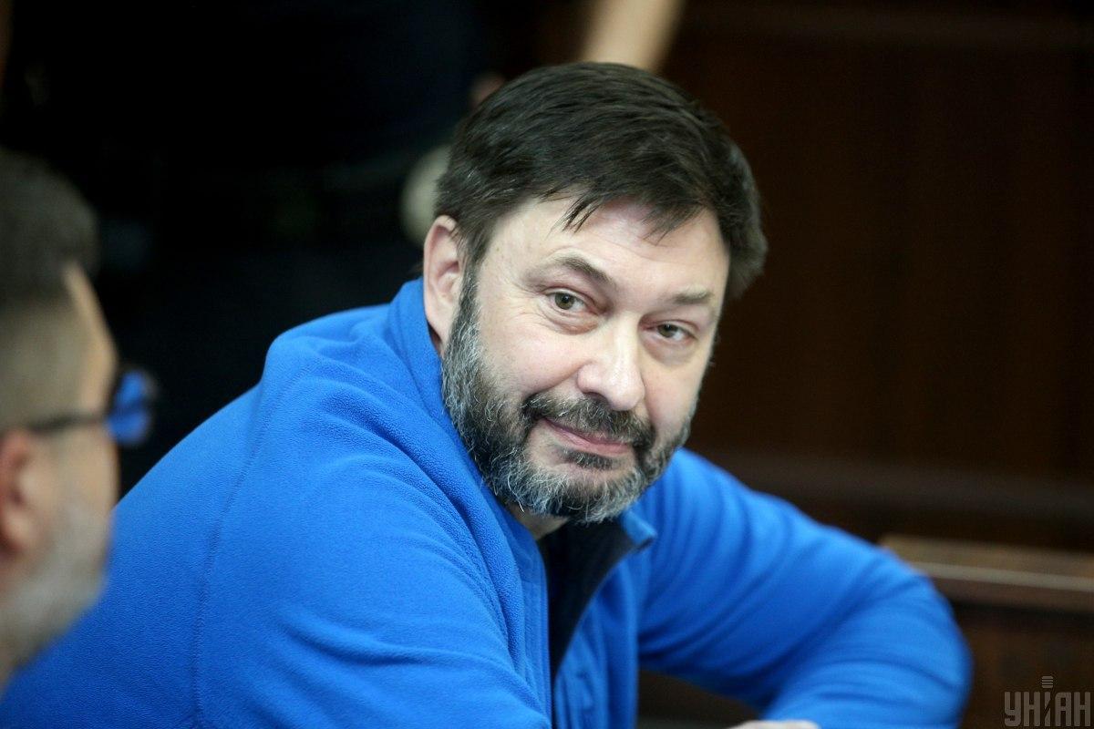 Вышинский не прилетел на суд в Киев / УНИАН