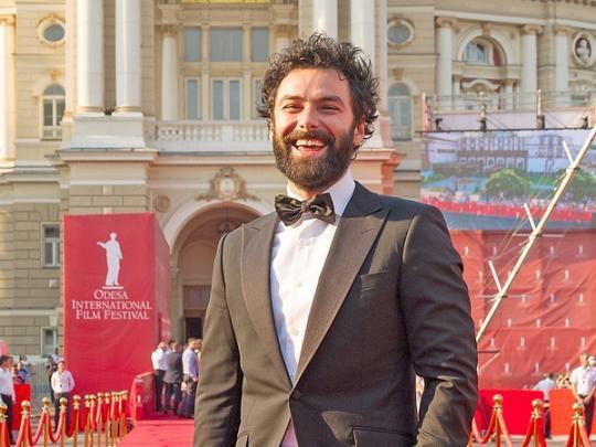 Эйдан Тернер посетил десятый Одесский международный кинофестиваль / фото пресс-службы ОМКФ