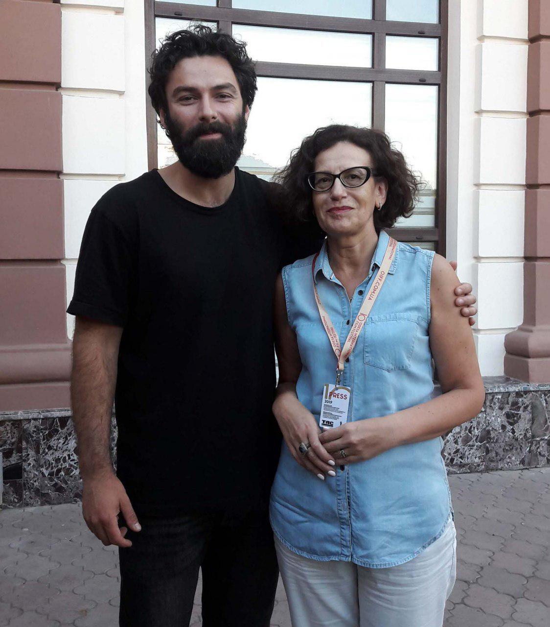 Тернер говорит, что с радостью бы снялся в фильме именно в Украине / фото УНИАН
