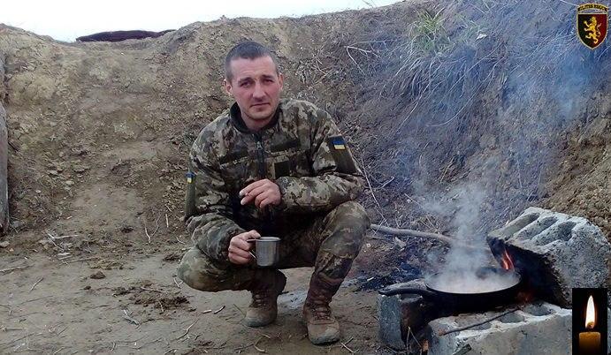 Роман Джерелейко / фото facebook.com/24th.brigade