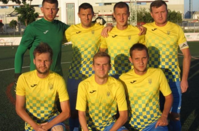 Украинцы проиграли на турнире только в финале / фото: twitter.com/ukrparalympic