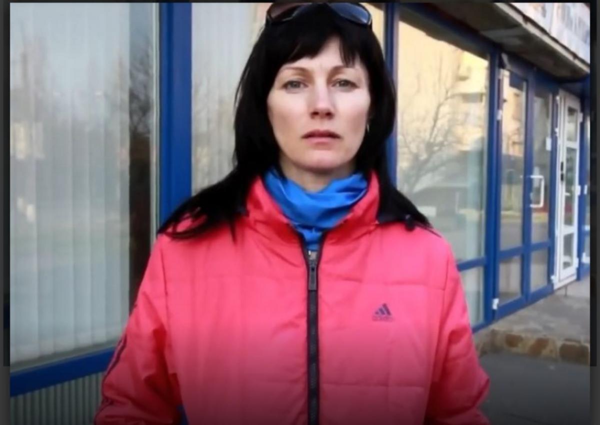 Умерла жена героя Небесной Сотни Ирина Сердюк / фото facebook.com/bodnar.ua