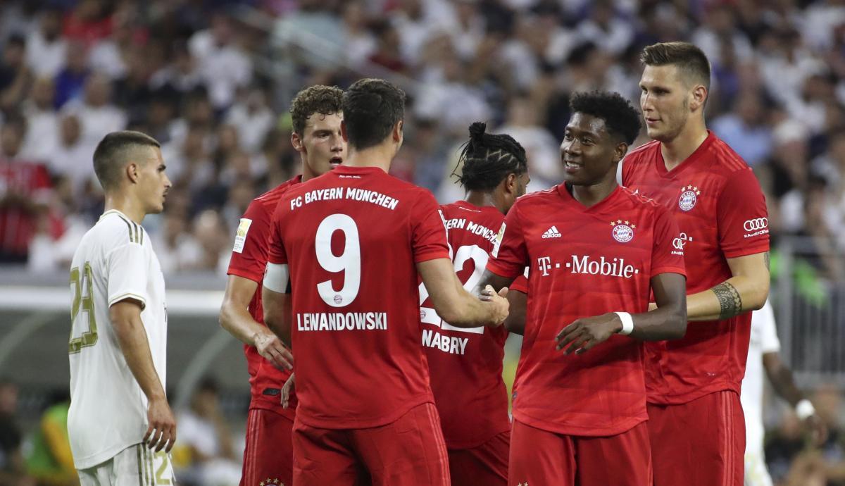Бавария - Реал / REUTERS