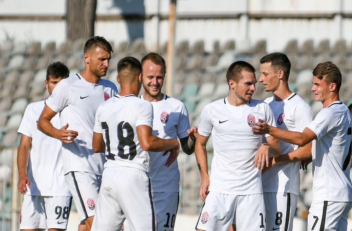 Заря стартует в Лиге Европы со второго раунда квалификации / фото: ФК Заря