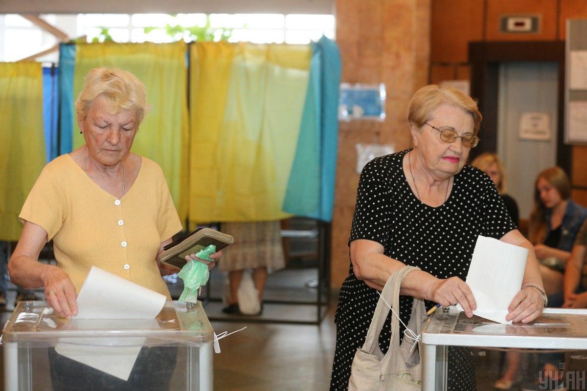 Местные выборы в Украине назначены на 25 октября / фото УНИАН