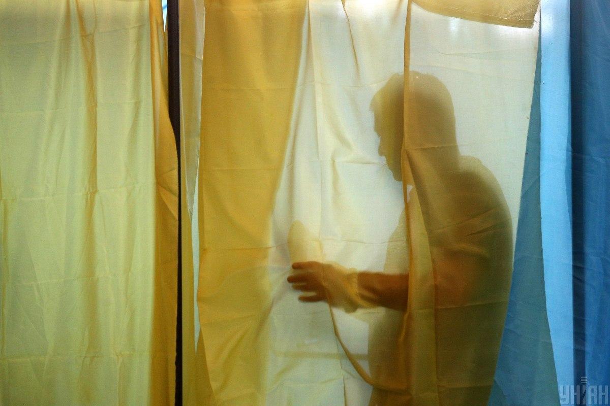 Голосування на позачергових парламентських виборах завершилося / фото УНІАН