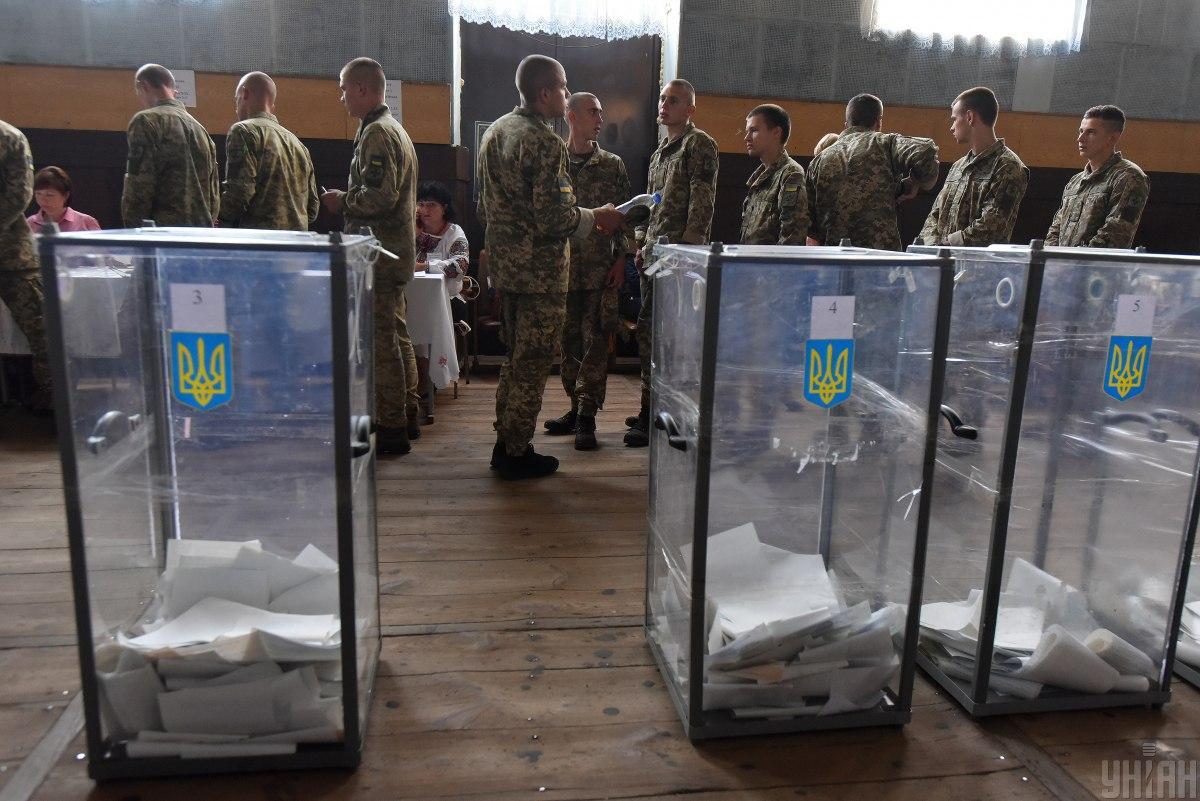 Выборы у линии фронта - опасны, считают в ЛОГА / Фото УНИАН