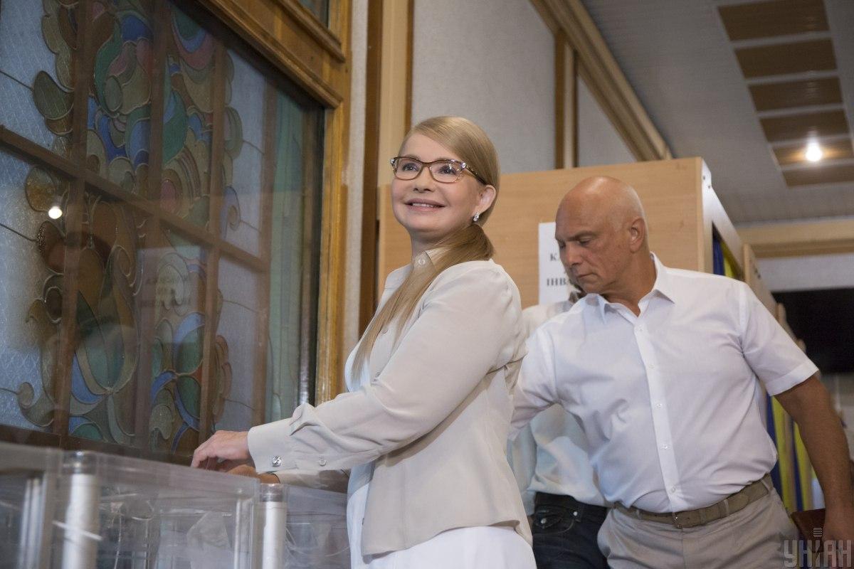 Тимошенко переболела коронавирусом в тяжелой форме/ Фото УНИАН