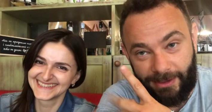 Александр Дубинский и Ольга Василевская-Смаглюк / Скриншот