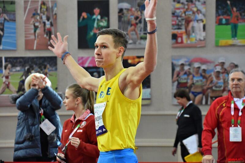 Артем Коноваленко показав найкращий результат сезону в Європі / фото: sportdonoda.gov.ua