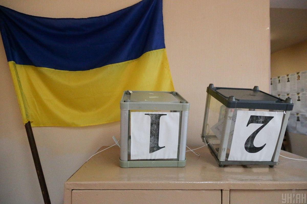 Избирательный процесс на одном из участков произошел с существенными нарушениями / фото УНИАН