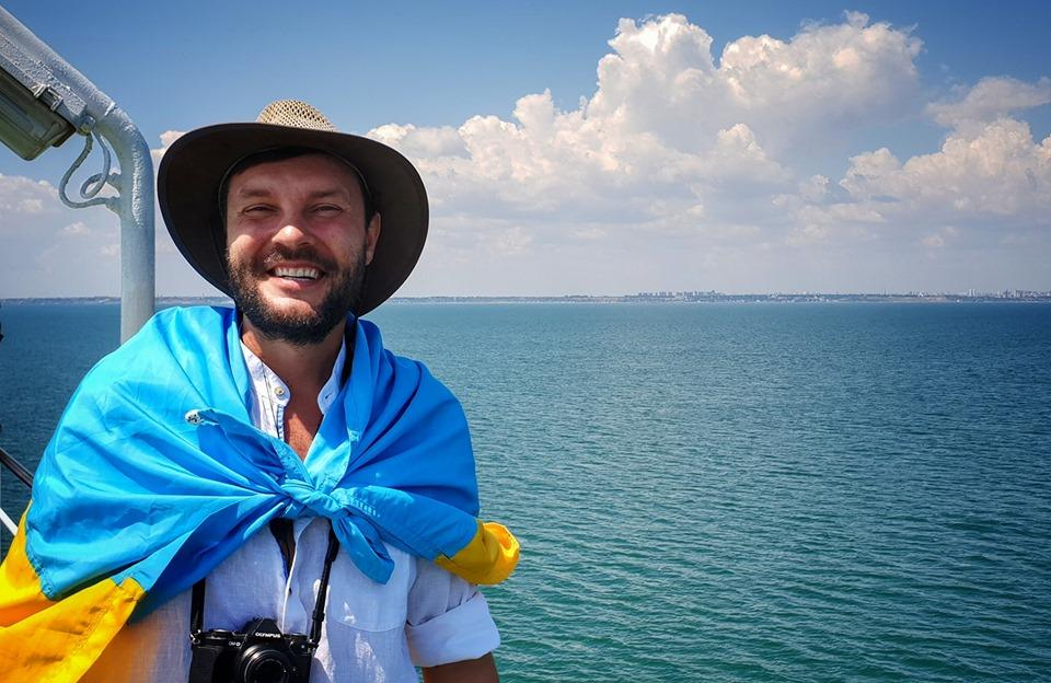 Блогер первым из украинцев совершил кругосветное путешествие / фото Artemy Surin, Facebook