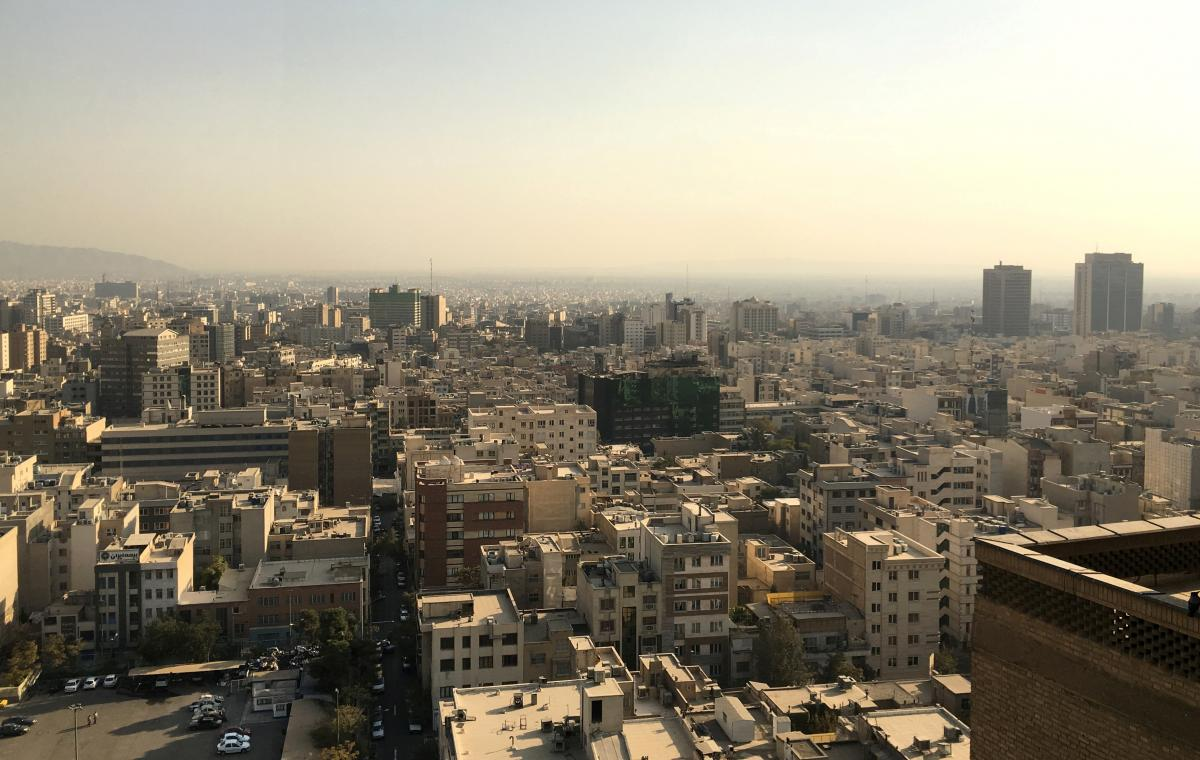 Столиця Ірану - Тегеран / REUTERS