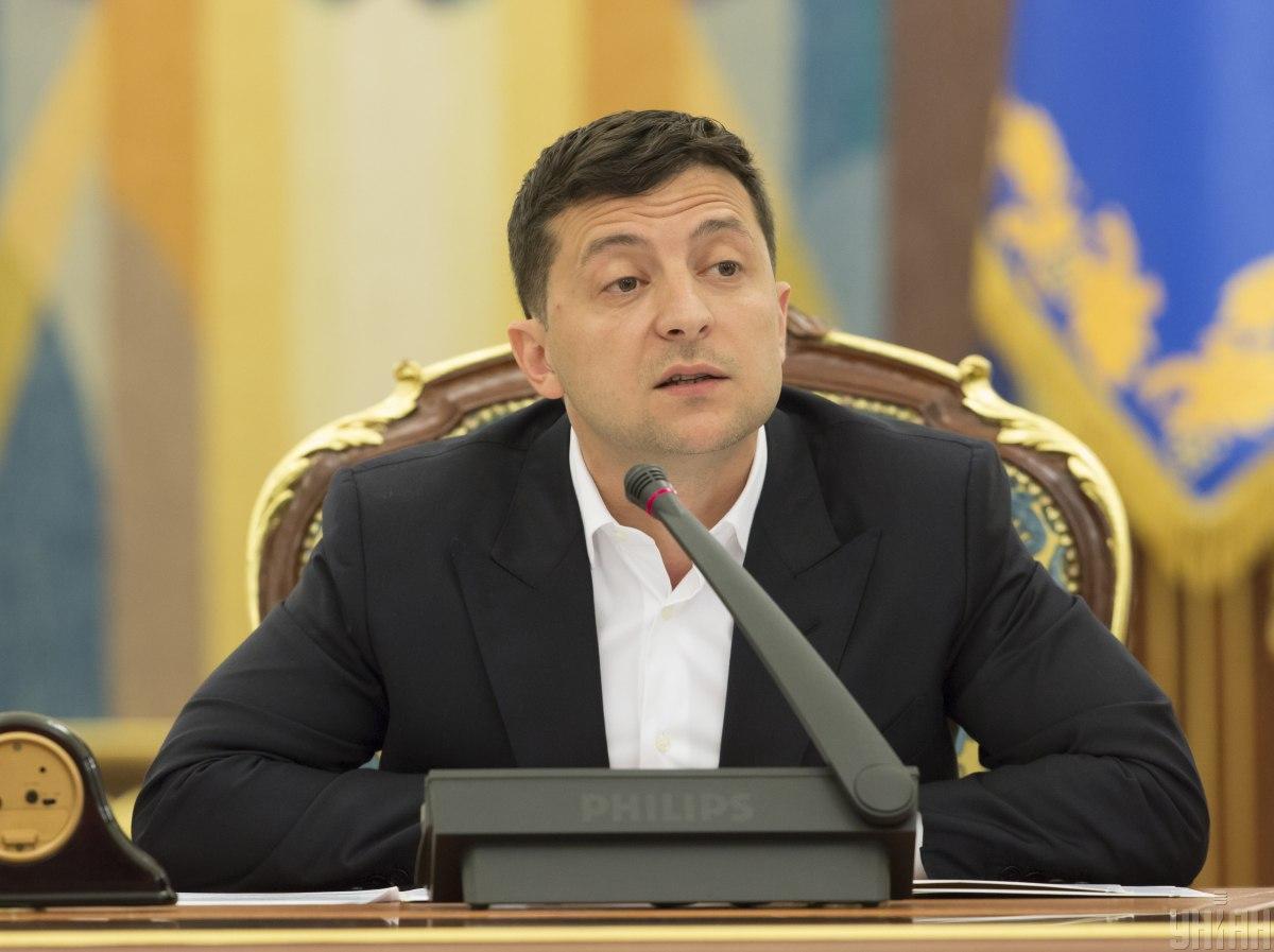 Зеленський звільнив голів сімох райдержадміністрацій / фото УНІАН