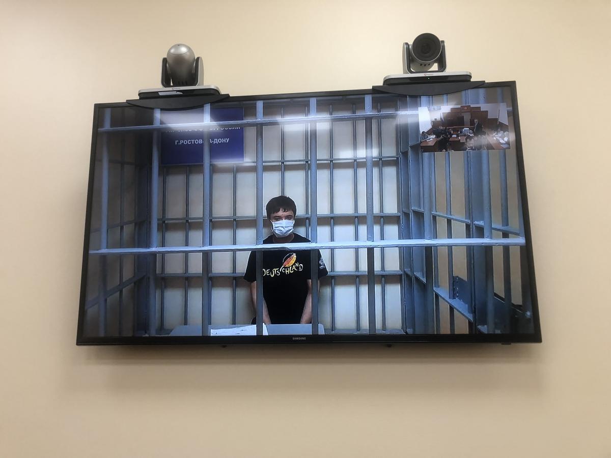 Суд в России рассмотрит апелляцию на приговор от защитников Павла Гриба / фото Цимбалюк Роман