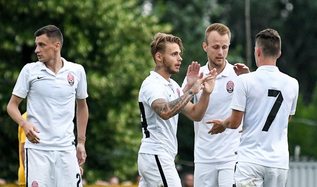 Заря начинает свой путь в квалификации Лиги Европы / фото: ФК Заря