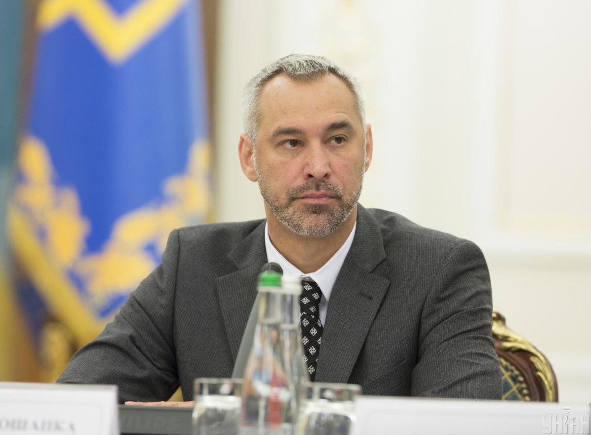Руслан Рябошапка / фото УНІАН