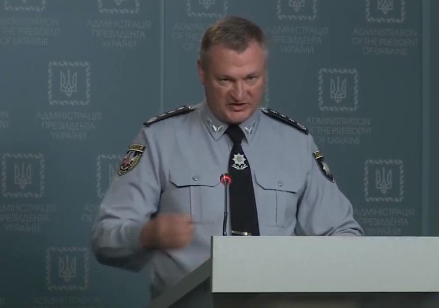 Князев доложил президенту о расследовании убийства Шеремета / Скриншот Youtube, Общественное Телевидение