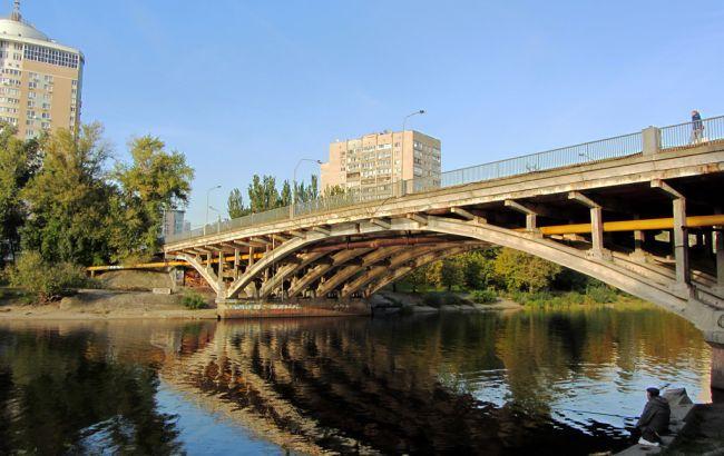 Чтобы спаслись, женщина сделала вид, что тонет / kyiv.gp.gov.ua