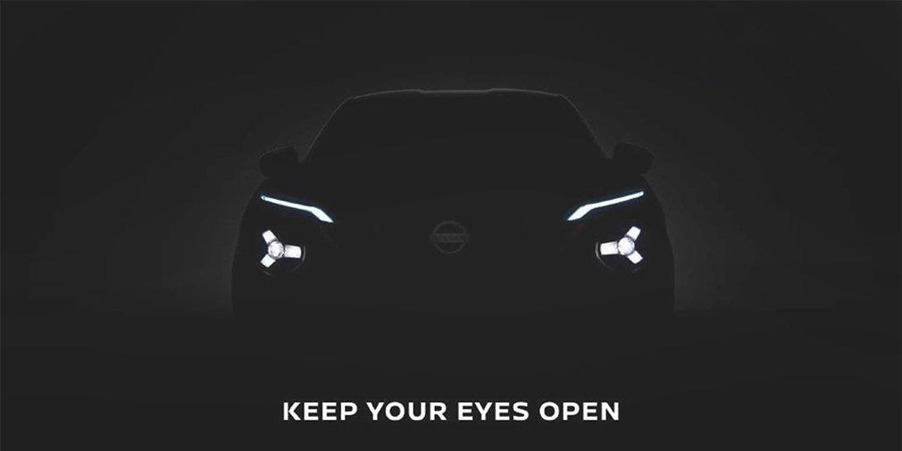 Автомобіль отримає передньо- і повнопривідні версії / фото Nissan