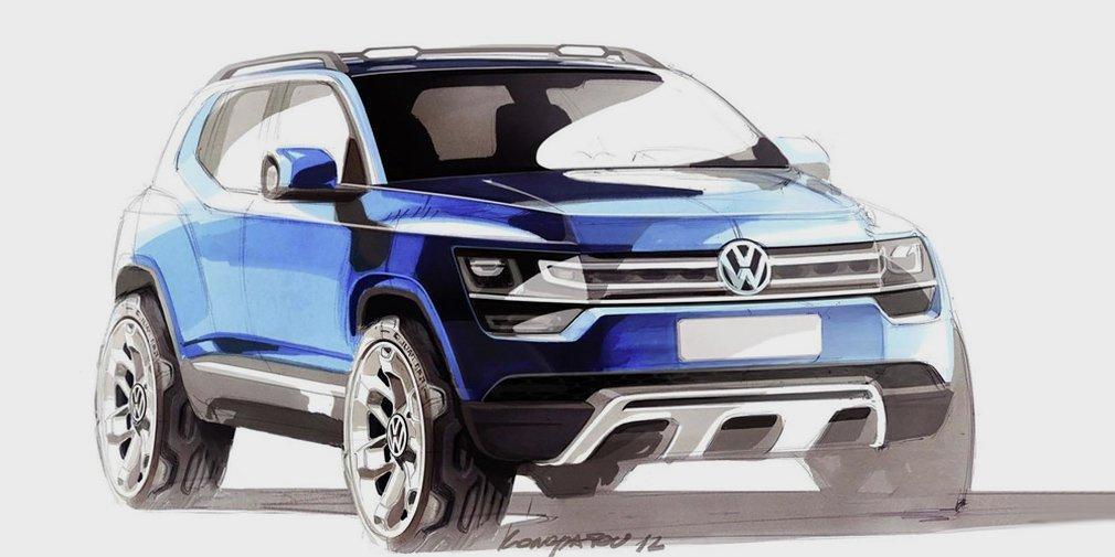 Продажи машины стартуют в 2022 году / фото Volkswagen