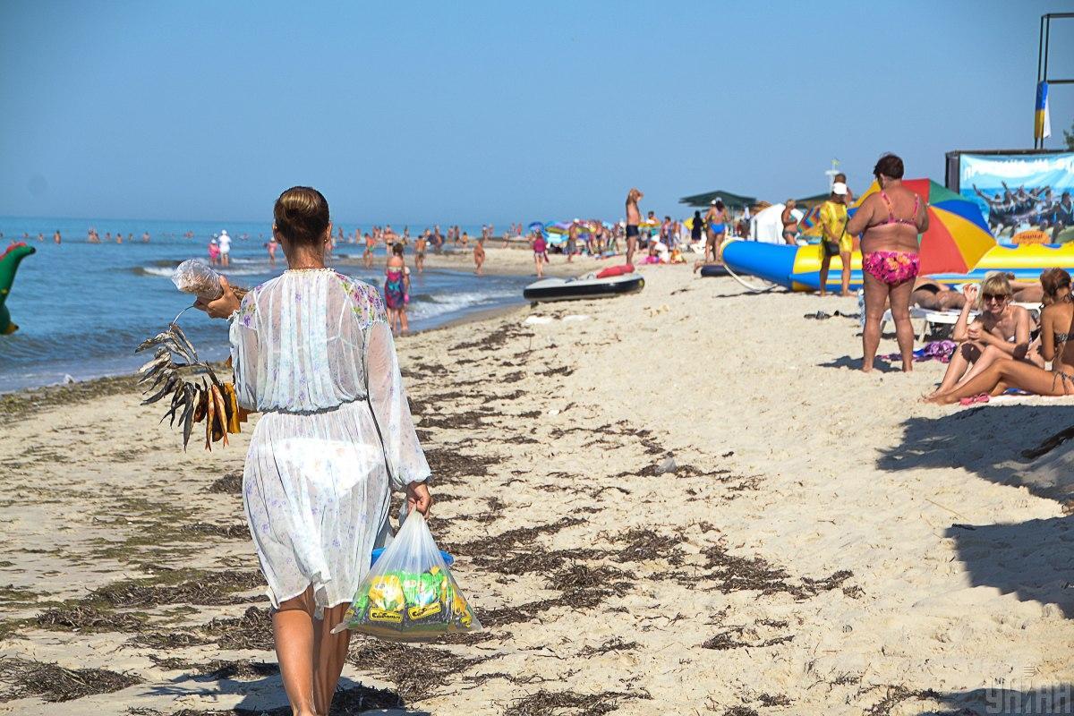 Сервис на курортах Херсонщины оставляет желать лучшего / фото УНИАН
