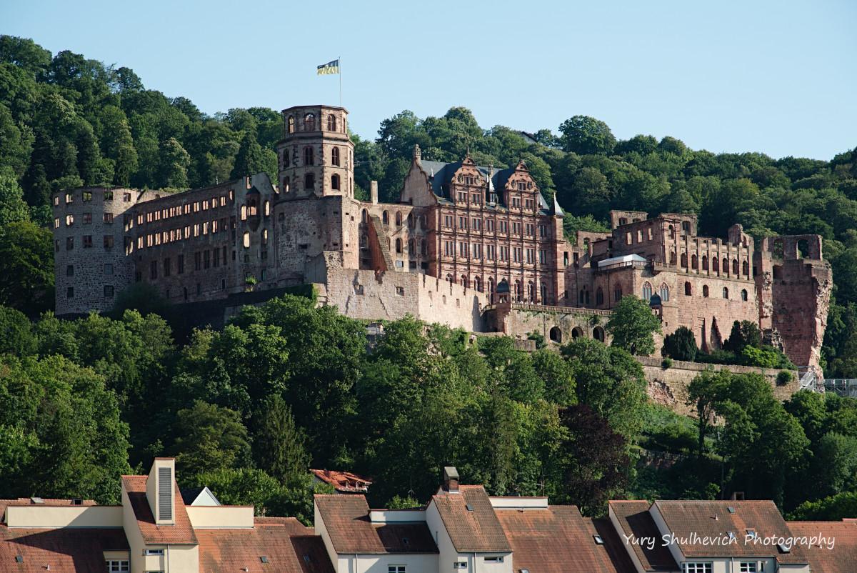 Німці вміють берегти історичну та архітектурну спадщину / фото Yury Shulhevich