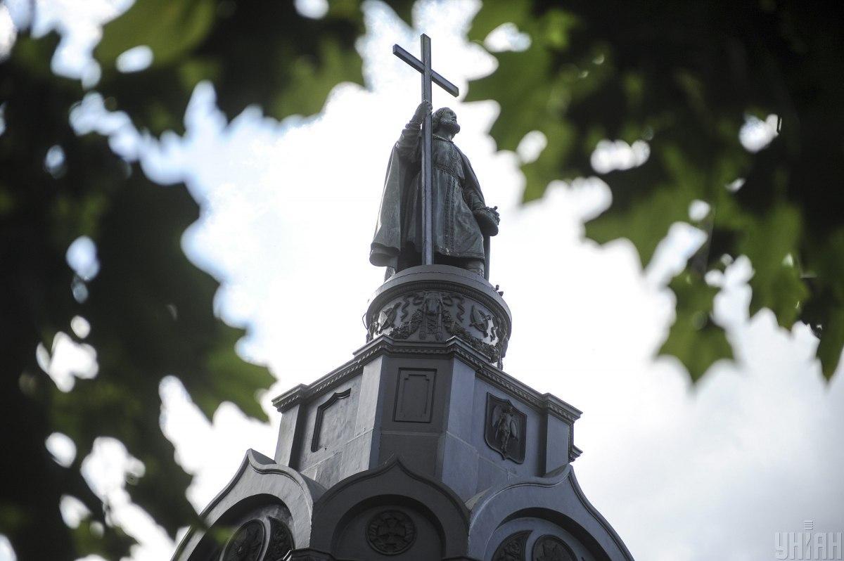 В этот день молятся иконе святого Владимира/ фото УНИАН