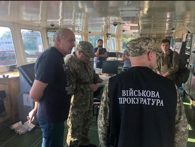 Экипаж задержанного судна вернулся домой / Матиос/Facebook