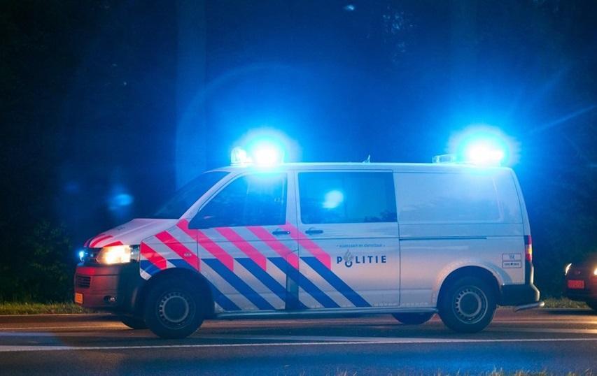 Нидерландские полицейские приостанавливают погони запреступниками / фото: facebook/politiezaanstreek