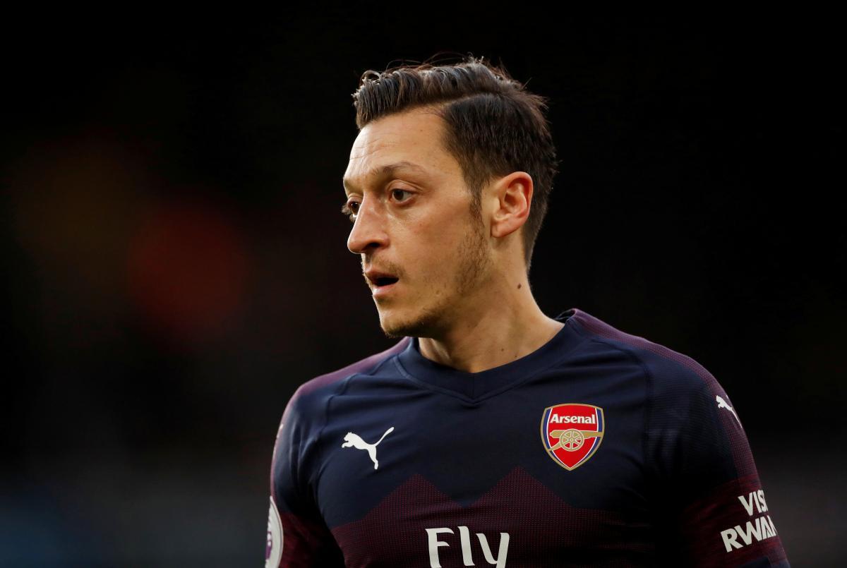 Футболист лондонского арсенала