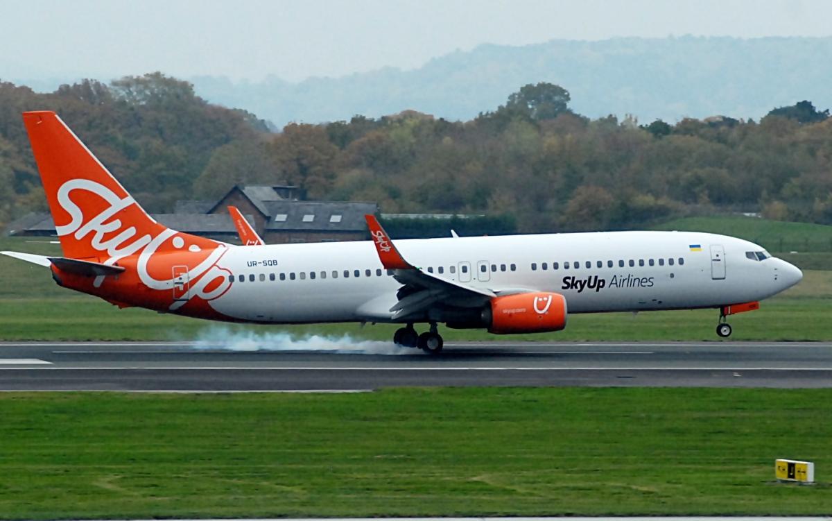 Лоукостер SkyUp Airlines с октября запустит новые внутренние рейсы / фото flickr.com/riikkeary