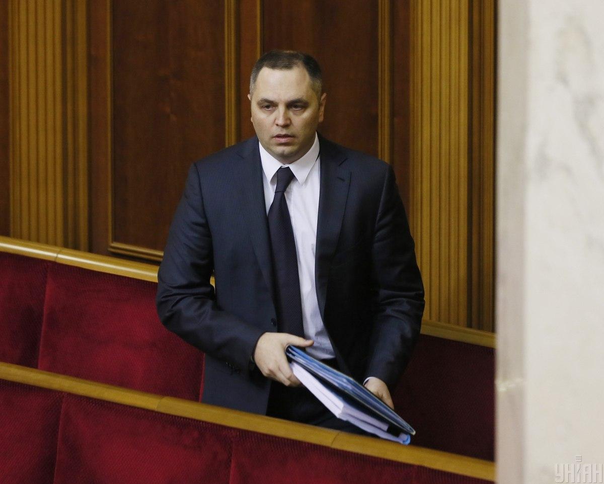 Санкції проти Андрія Портнова були запроваджені 5 березня 2014 року / фото УНІАН