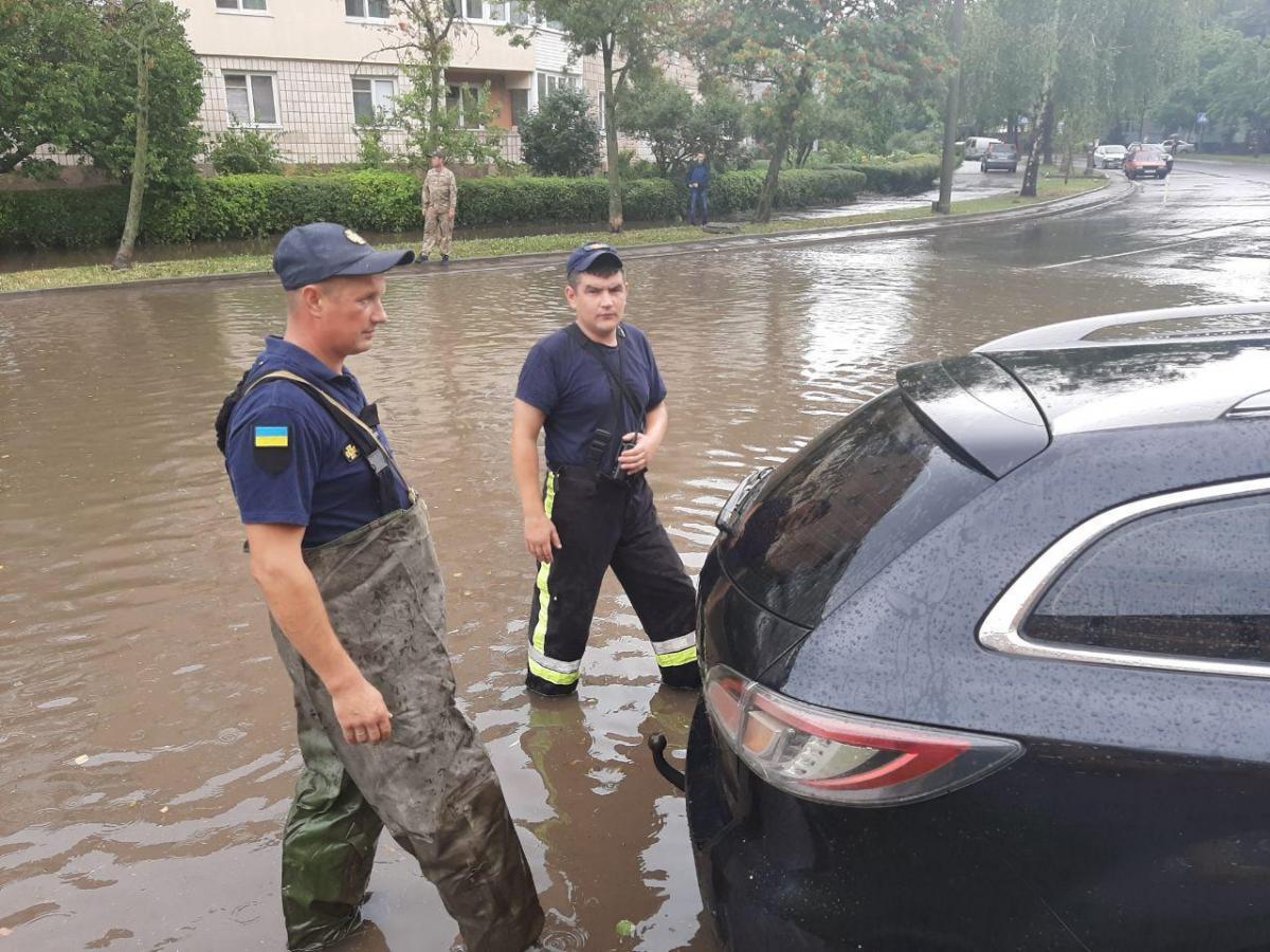 фото прес-служба ДСНС
