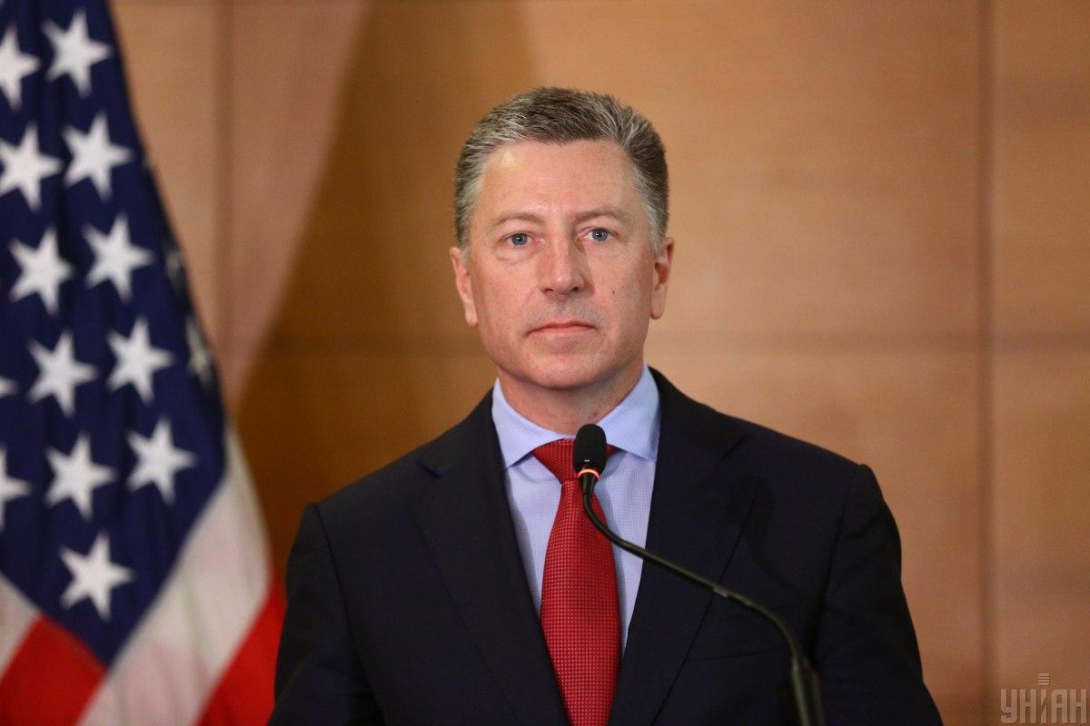 Американский дипломат Курт Волкер / фото УНИАН