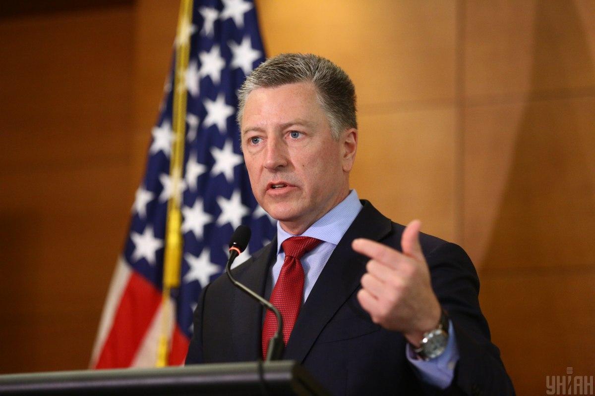 По словам Волкера, управительства Украины был ряд вопросов, связанных с задержкой военной помощи США/ УНИАН