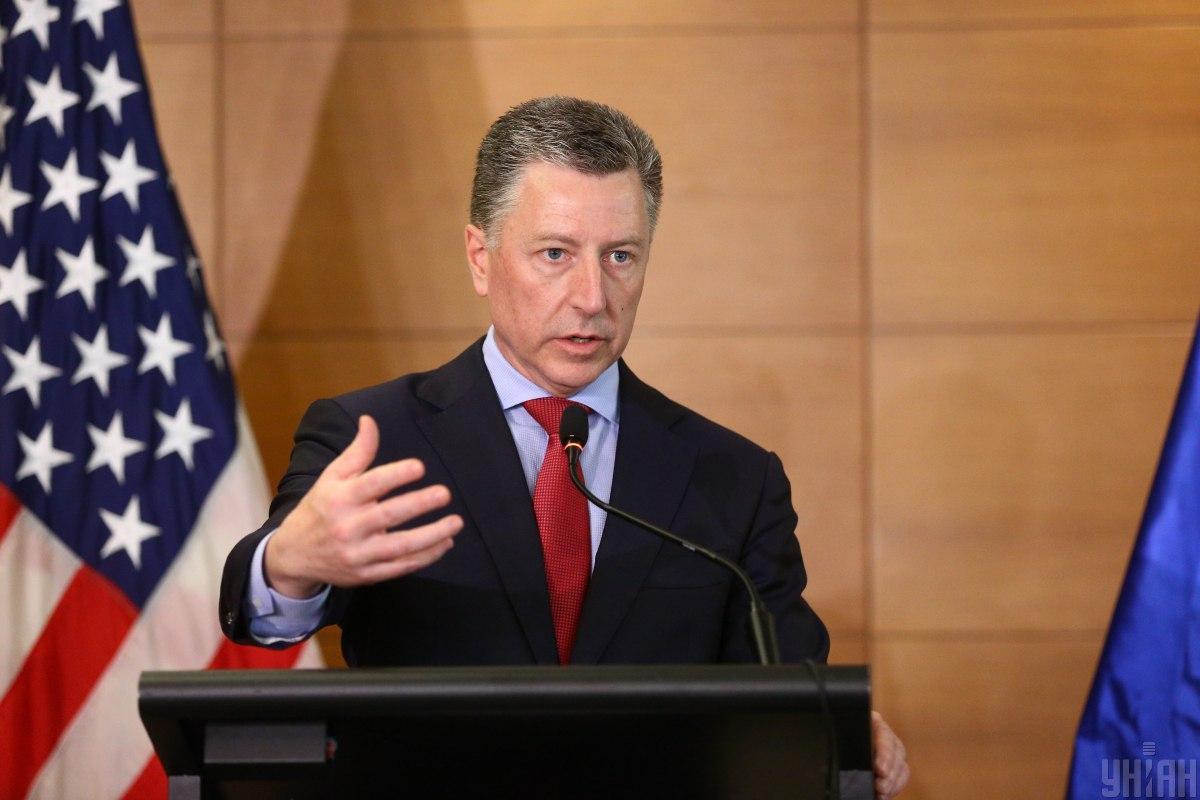 Спецпредставитель Госдепартамента США по вопросам Украины Курт Волкер / фото УНИАН