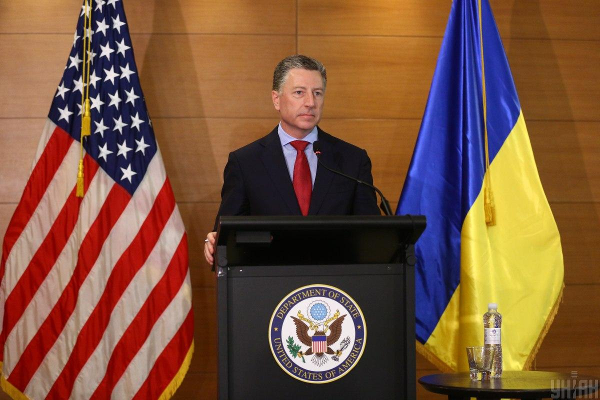 Волкер заявив, що люди, які живуть на Донеччині і які постраждали від конфлікту, не забуто / УНІАН