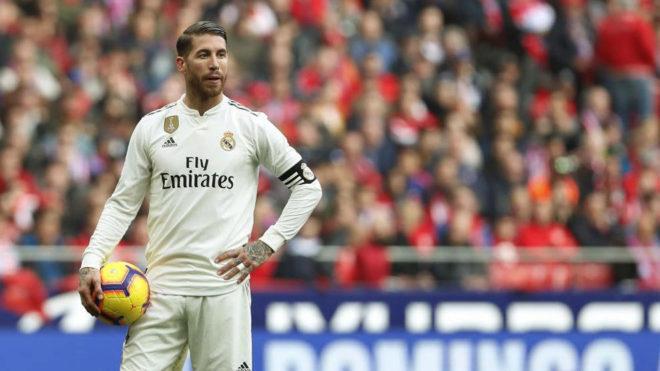Серхио Рамос призвал не спешить с выводами / фото: Marca