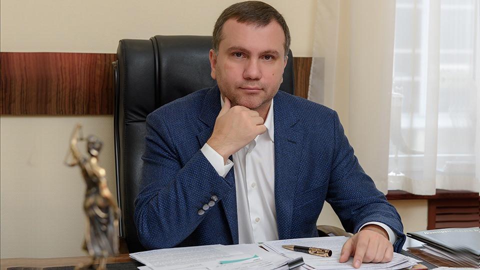 Павел Вовк / фото: Судебно-юридическая газета