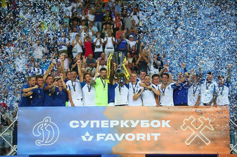Динамо обыграло Шахтер со счетом 2:1/ фото: ФК Динамо Киев