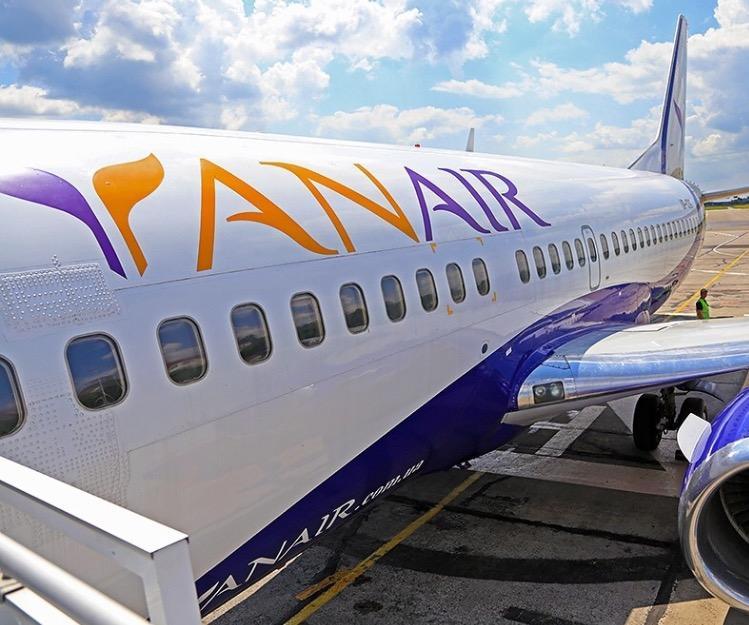 YanAir – стандартная классическая авиакомпания со своими плюсами и минусами / фото пресс-служба YanAir
