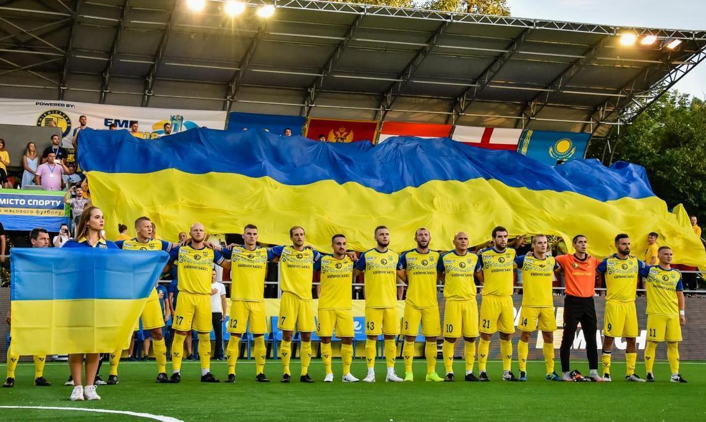 Украинцы могут стали хозяевами турнира / фото: futsal.com.ua