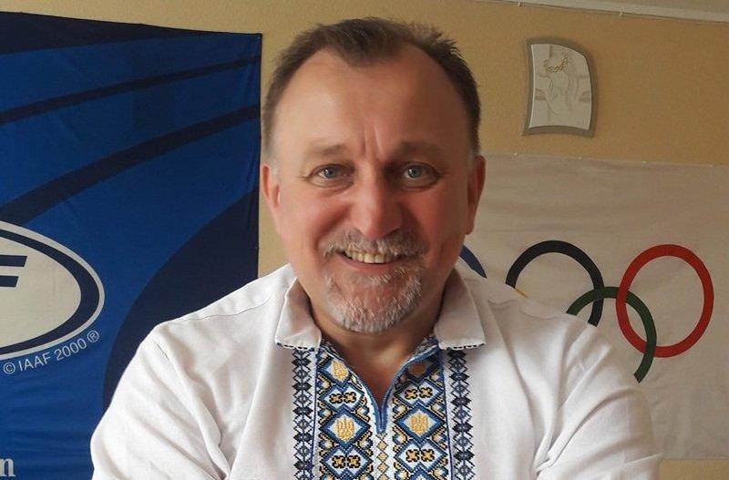 У Вирастюка были проблемы с сердцем / фото: НОК Украины