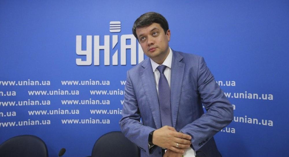 Рабинович довыступался: Разумков пригрозил отключать микрофон нардепам