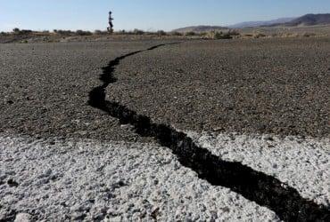 В Новой Зеландии произошло землетрясение магнитудой 5,1
