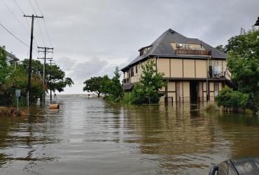 """Американський штат Луїзіана постраждав від урагану """"Баррі"""""""